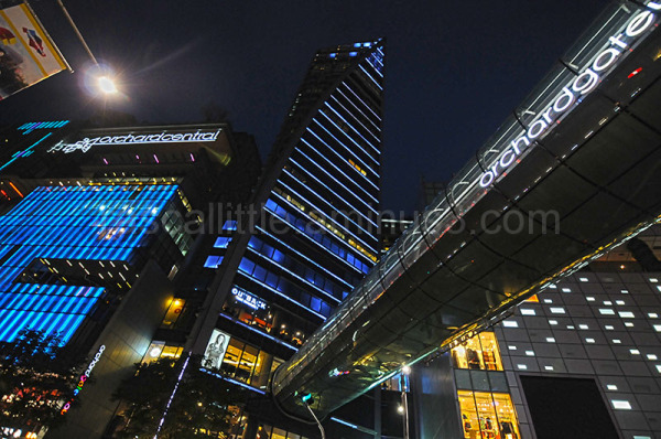 Orchard gateway singapore