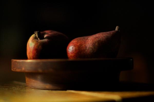 Still Life: pears i