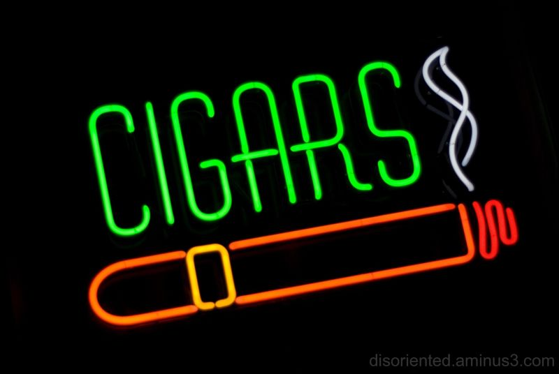 Cigars!  What Else?
