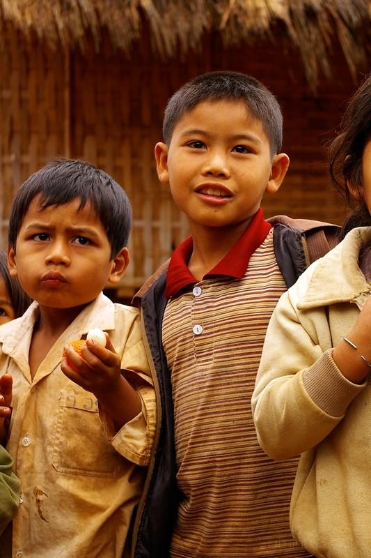 Children of Laos 7