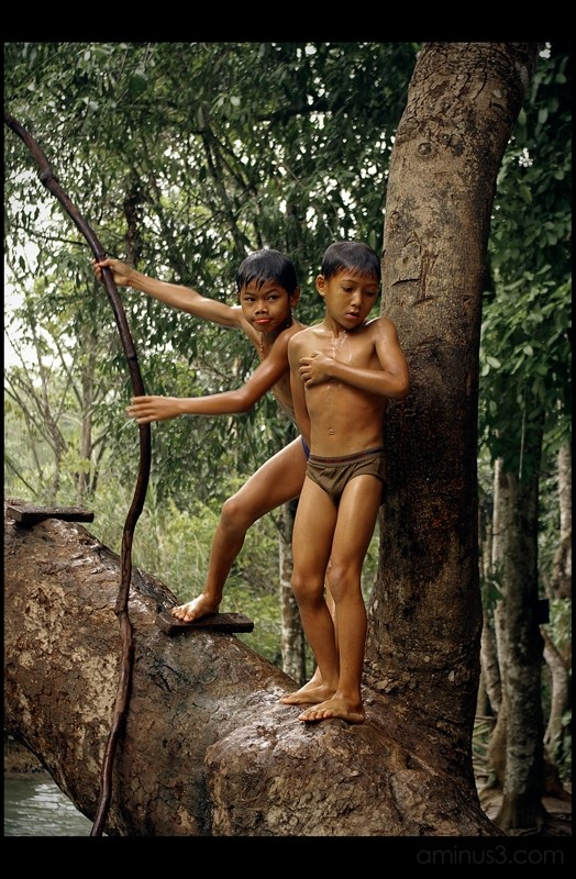 Children of Laos 10