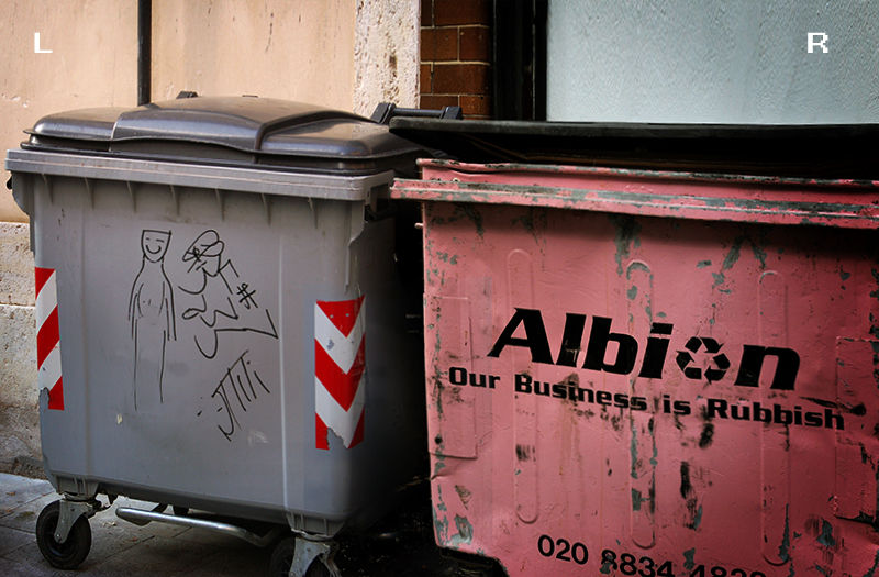 Our Business is Rubbish