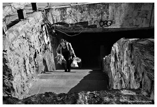 Metro's Exit...