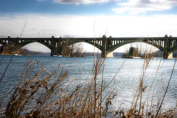 Veterans Memorial Bridge, Wrightsville, PA