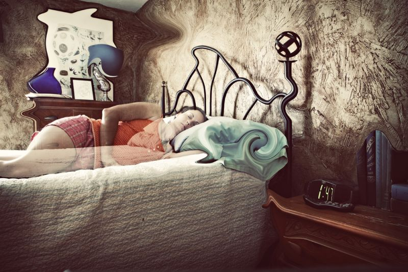 Dreaming of Salvador Dali