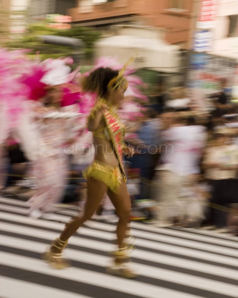 Samba Carnival in Asakusa
