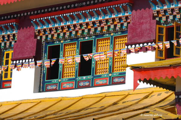 Enchey Monastery, Gangtok