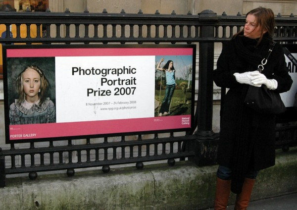Photographic Portrait Prize 2007