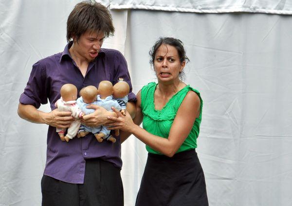 4 Babies