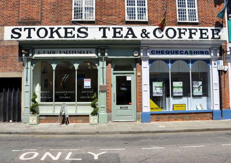 Stokes Tea & Coffee Only