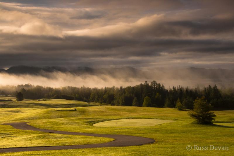 Lake Placid Golf Course
