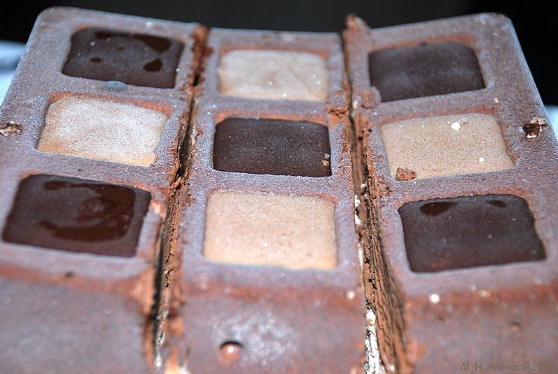 Praliné ou chocolat