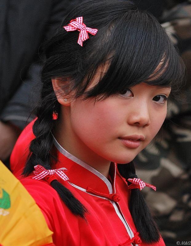 Les beautés du Nouvel An chinois -2