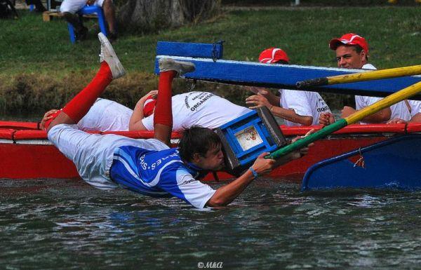 Joutes nautiques / Water joustings