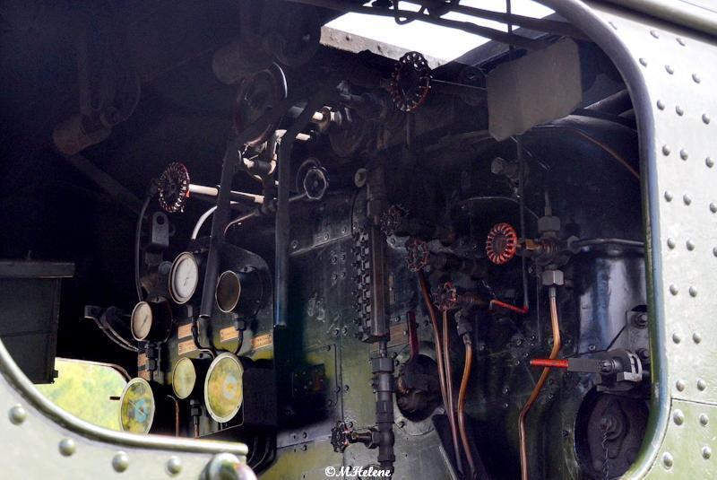 les trains à vapeur 3