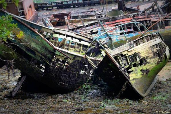 Cimetières de bateaux 1