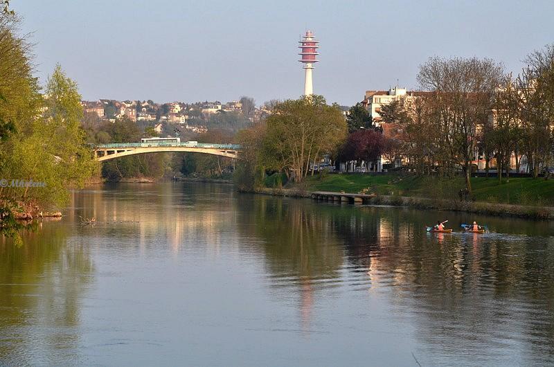 Au bord de la Marne