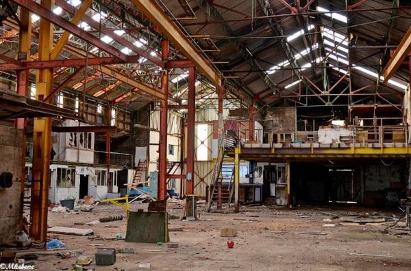 Atelier abandonné 3