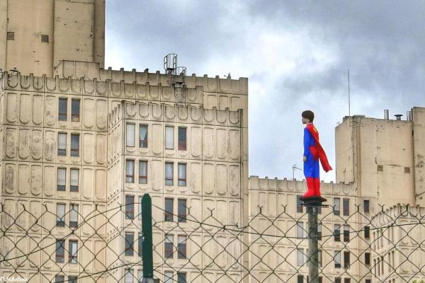 Superman and the City