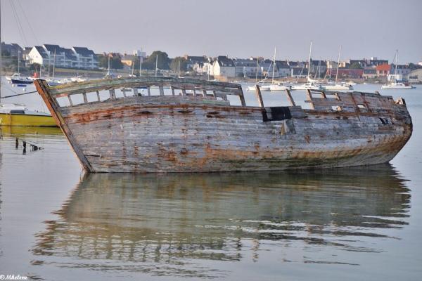 Le port de Gâvres