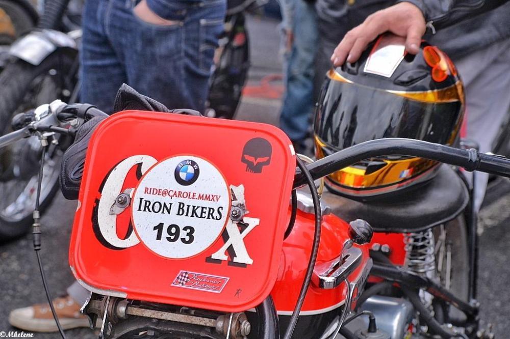 Iron Bikers - 1