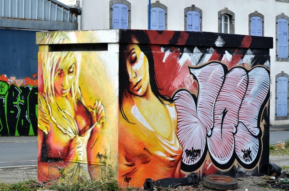 Street Artists à Brest