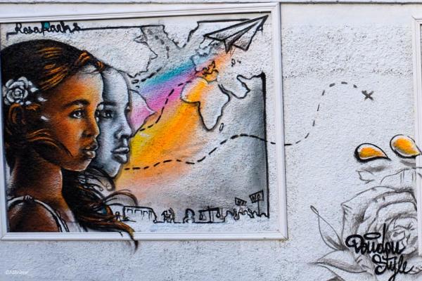 Rosa Parks fait le mur 7