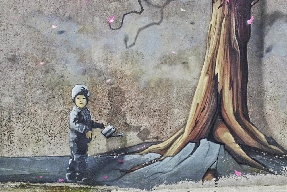 Enfant des villes