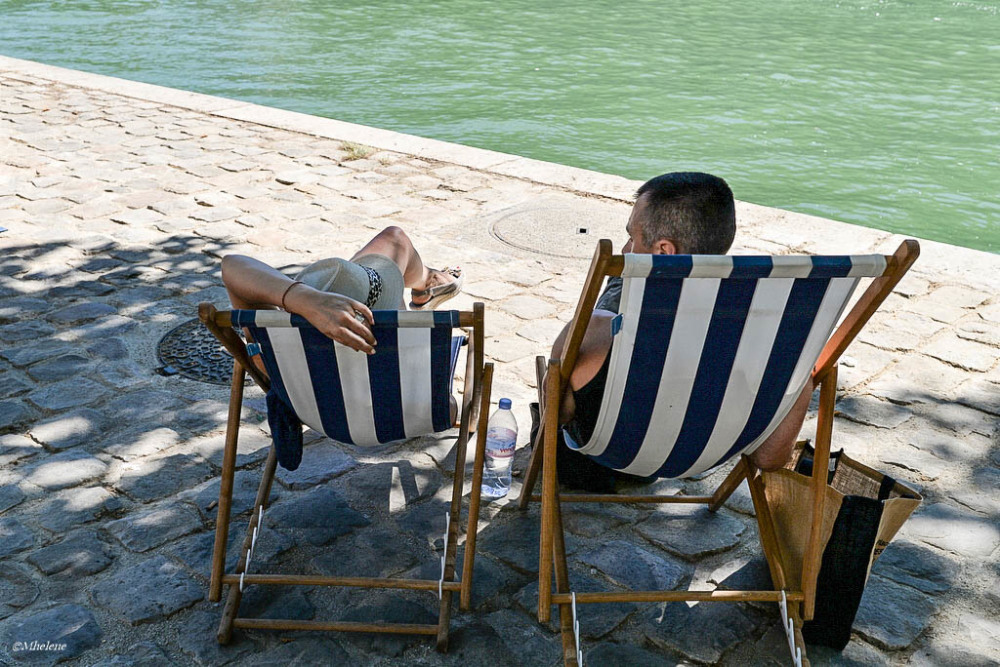 Summer days in Paris - 2