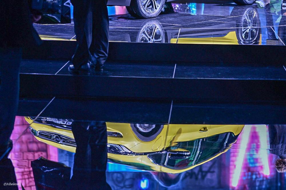 Au Mondial de l'Automobile 2016 -3