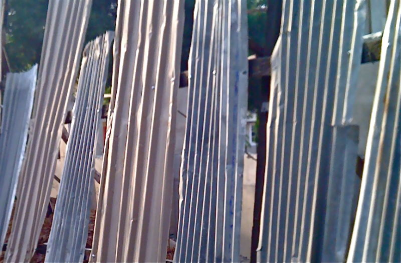 Corrugated Fence in Abuja