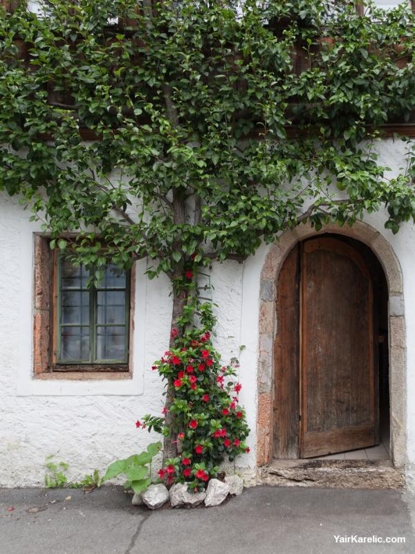 Old house in Hallstatt