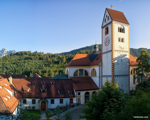 St Mang's Basilica, Füssen