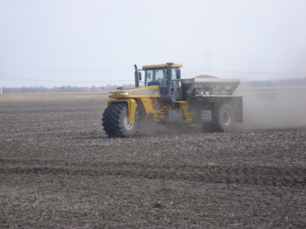 Planting Corn is Only Days Away!
