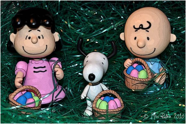 Lucy & Charlie Brown..& Snoopy!