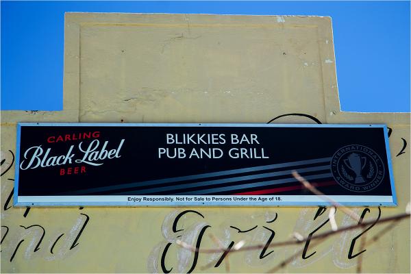 Blikkies Bar