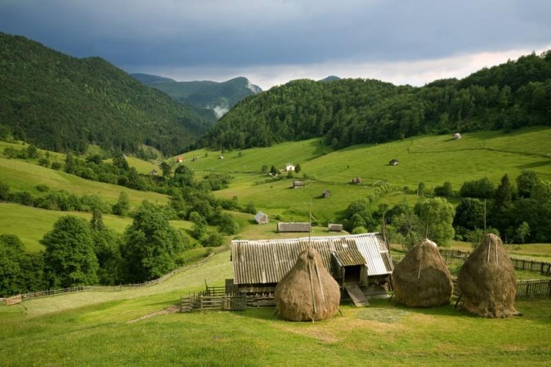 Romanian landscape landscape rural photos photos by for Romania landscape