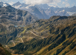 Grimsel Pass, Switzerland