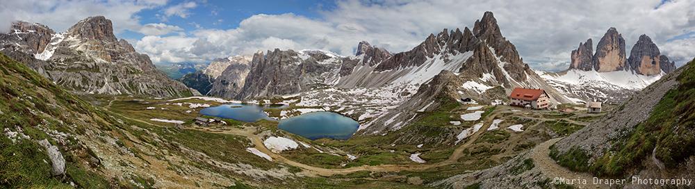 Tre Cime di Lavaredo Natural Park, Italy
