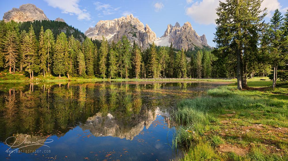 Cadini di Misurina, Dolomites, Italy