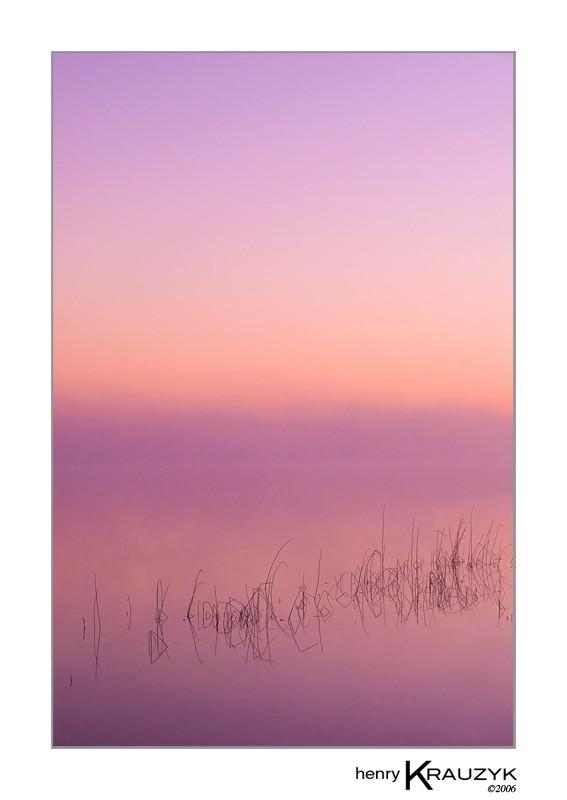 Sesachacha Mists by Henry Krauzyk ©2006
