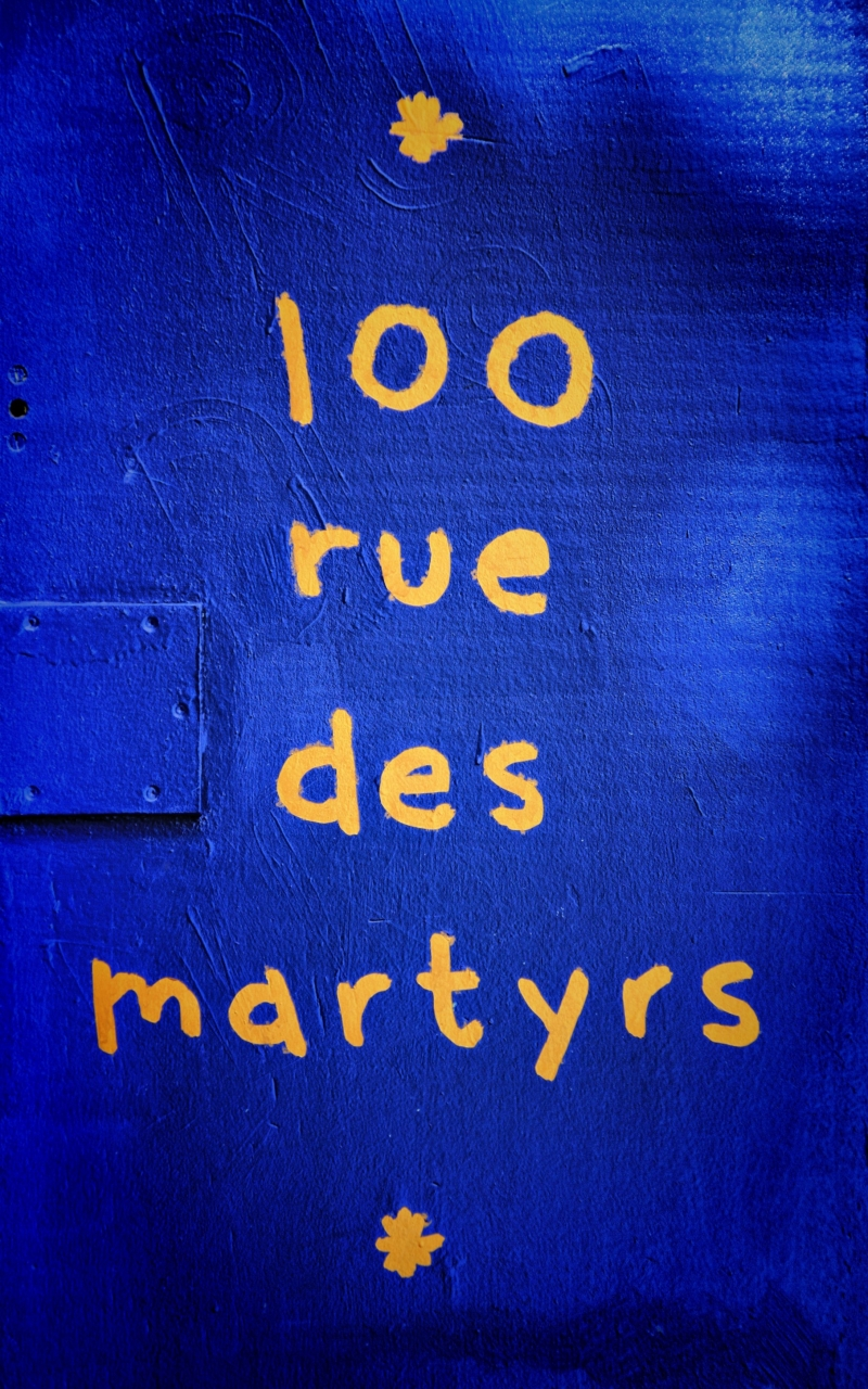 100, Rue Des Martyrs