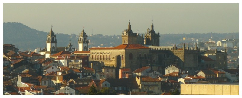 View from Viseu