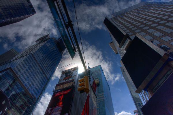 Cityscape in New York