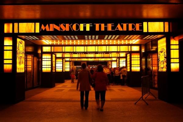 Minskoff Theatre