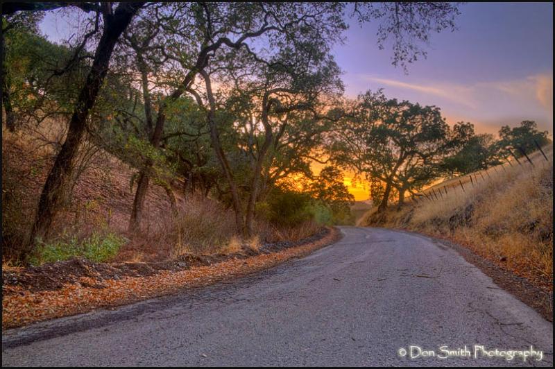 Santa Ana Road