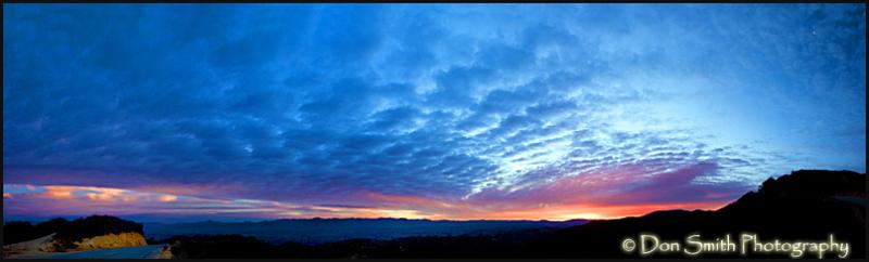 Winter Solstice Sunrise