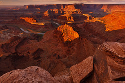 First Light, Dead Horse Point State Park