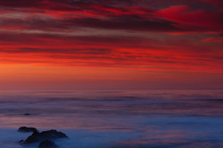 Magical Evening - Big Sur Coast