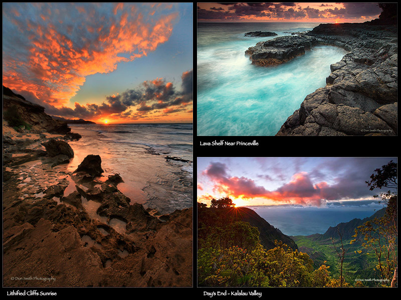 Don Smith Kauai Photo workshop, June 21-25, 2013